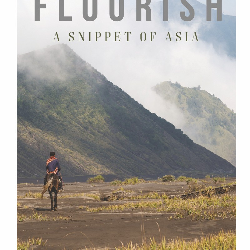 Magazine Flourish - Volume 1 - A Snippet of Asia on the south west collective of photography