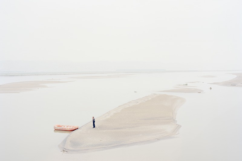 Zhang Kechun - The Yellow River