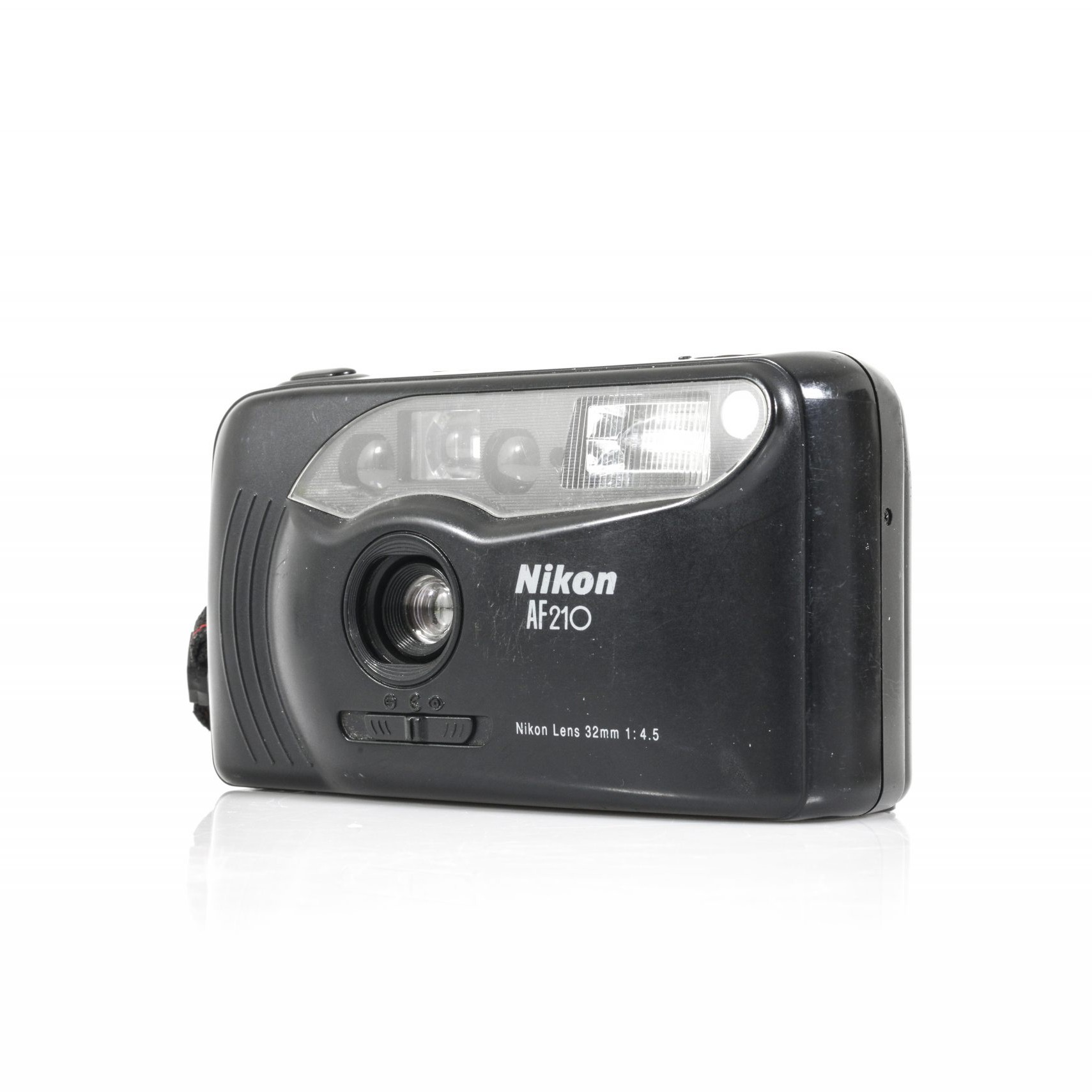 Nikon AF210 35mm Film Point & Shoot Camera