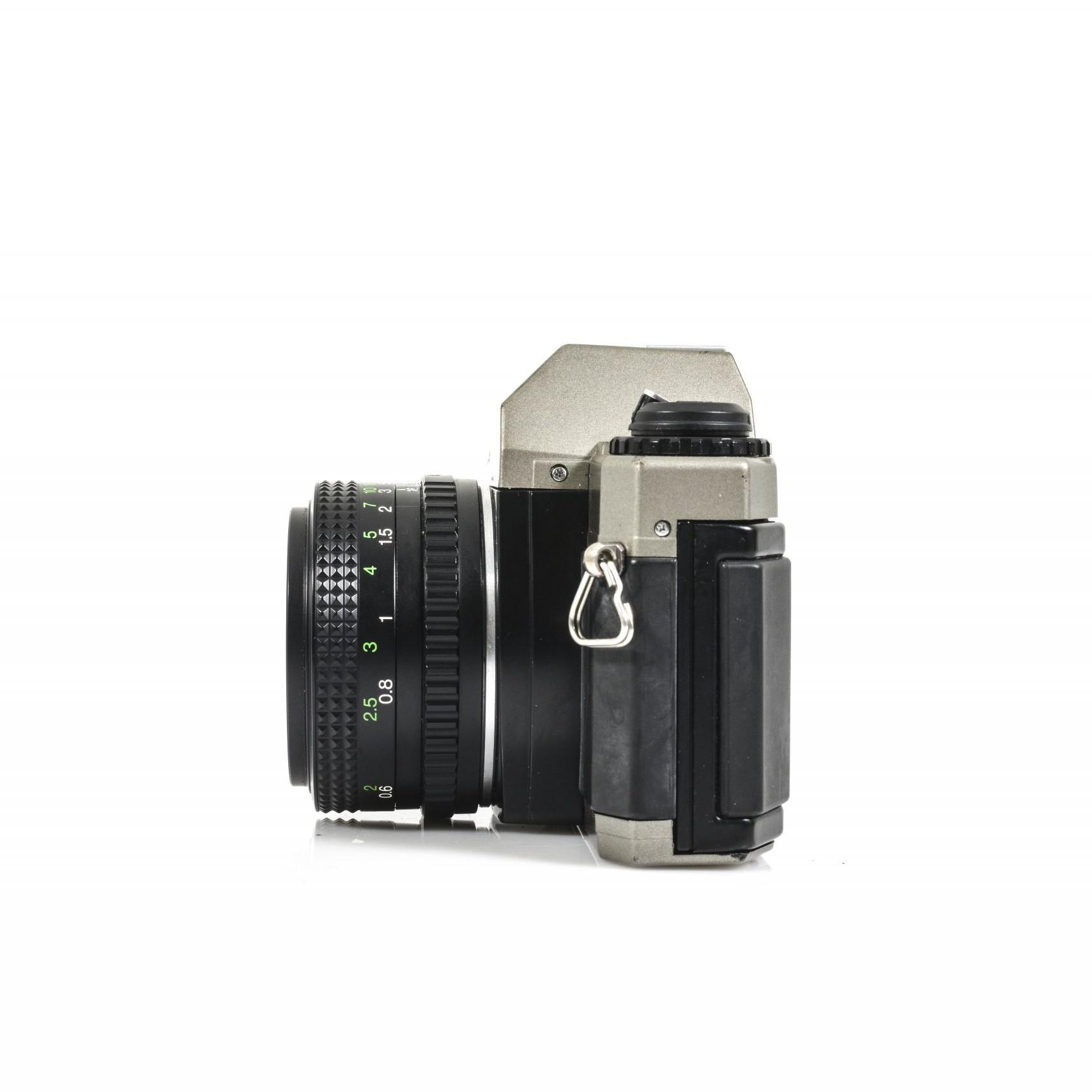 Lovely Miranda MS-1N 35mm Film Camera with Miranda 50mm 1:1.9 Lens
