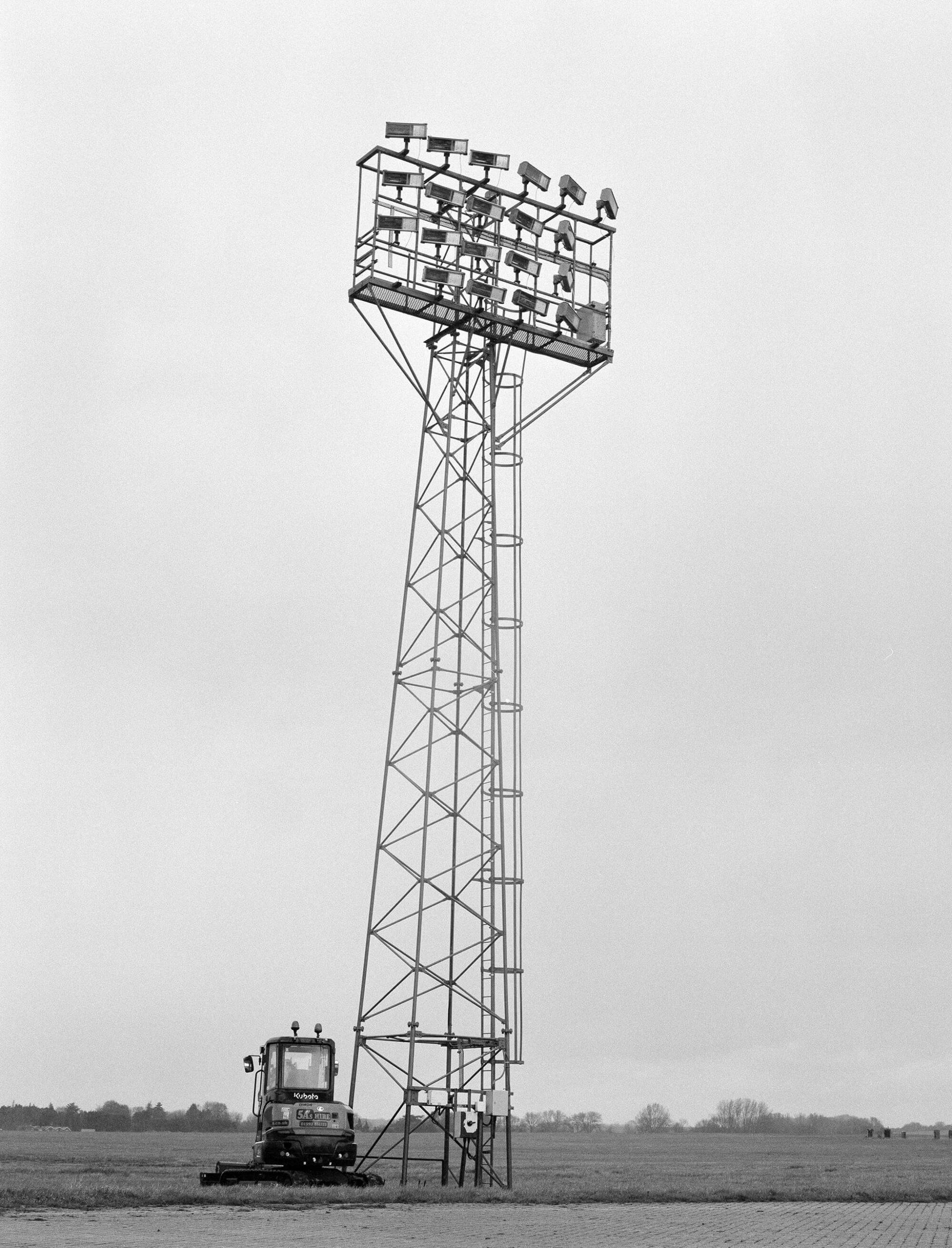 Rosie Dale - Ad Astra RAF Radar Tower