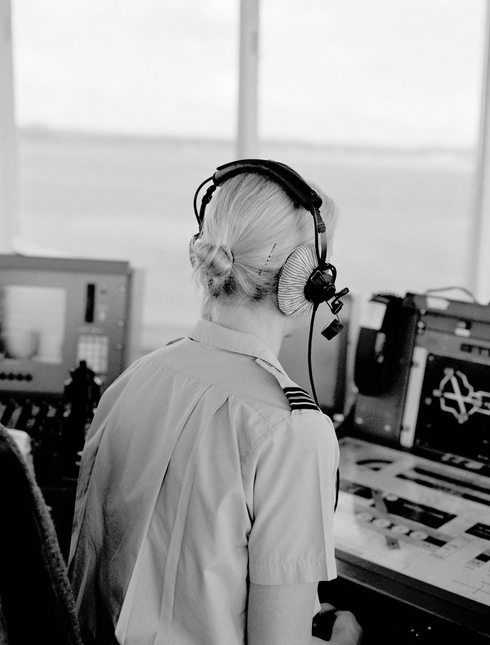 Rosie Dale - Ad Astra RAF Radio Operator